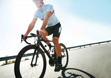 Sente dormência no corpo durante o pedal?