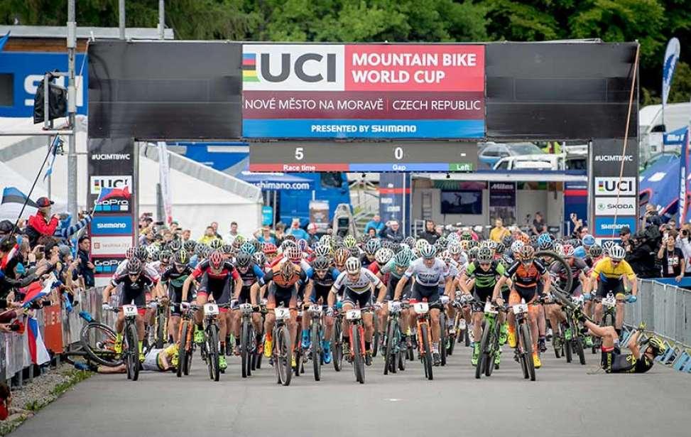 Bikers Rio pardo | Notícia | Brasil é incluído como uma das etapas de Copa do Mundo da UCI