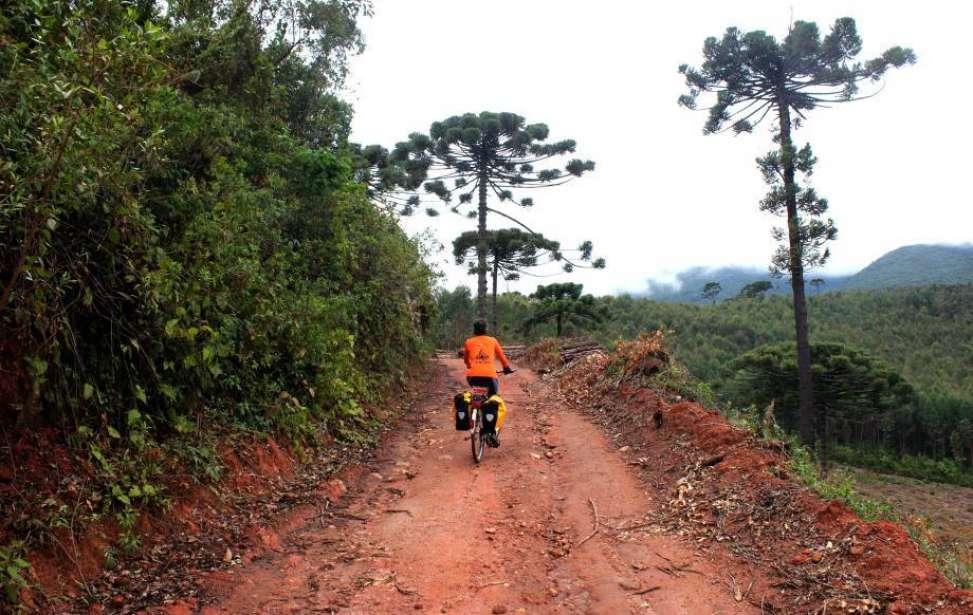 Bikers Rio pardo | Dica | 2 | 14 cicloviagens para conhecer o Brasil de bicicleta