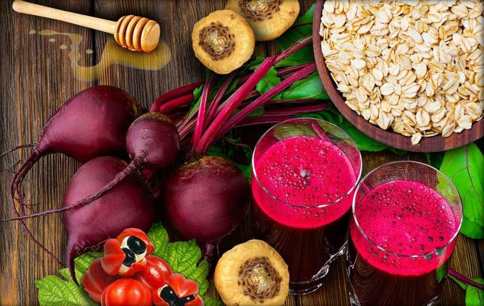 Bikers Rio pardo | Dica | Beterraba, mel, aveia, maca peruana e guaraná... veja alimentos que dão energia