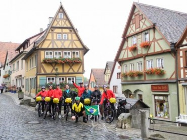 Bikers Riopardo   Rota dos Castelos (Alemanha)