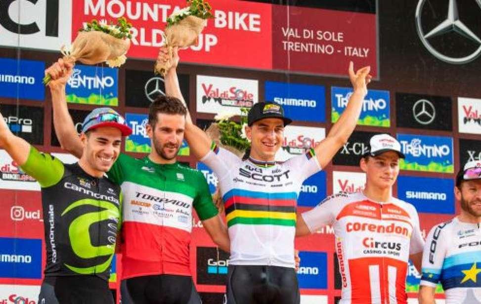 Bikers Rio Pardo | Notícia | Avancini faz história ao assumir o segundo lugar no ranking mundial de MTB