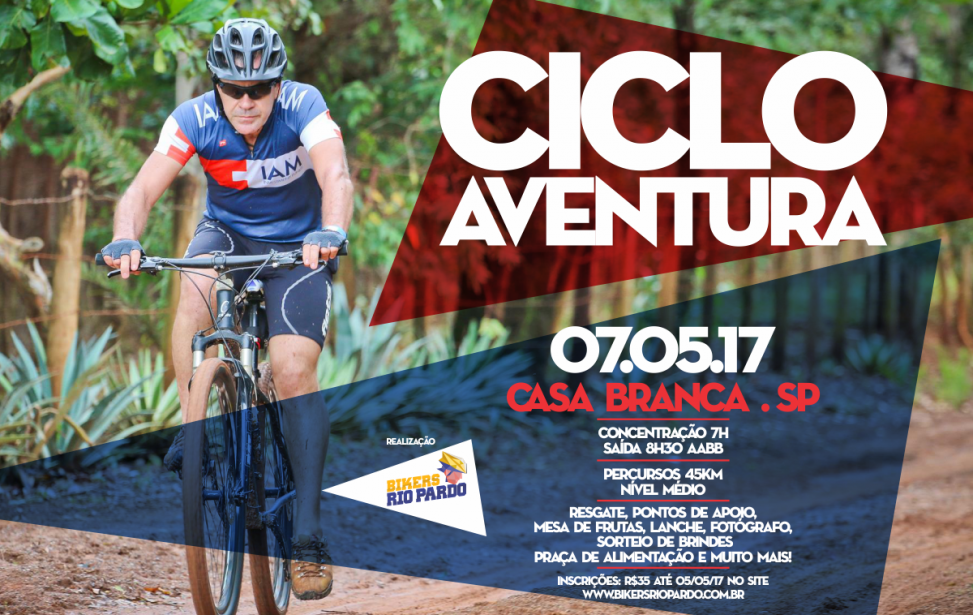 Bikers Rio pardo   Cicloaventura