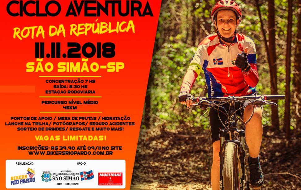Bikers Rio pardo | Ciclo Aventura | 2 | CICLO AVENTURA - SÃO SIMÃO-SP