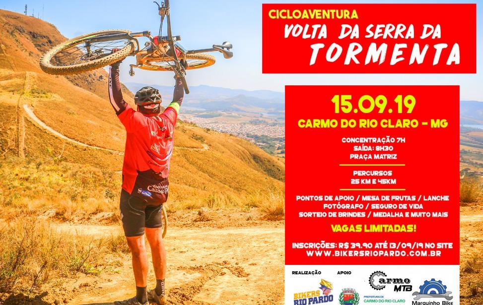 Bikers Rio pardo | Ciclo Aventura | CICLO AVENTURA CARMO DO RIO CLARO