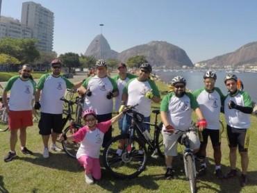 Bikers Riopardo | Após engordar 90 kg, professor cria grupo de ciclismo para obesos no Rio