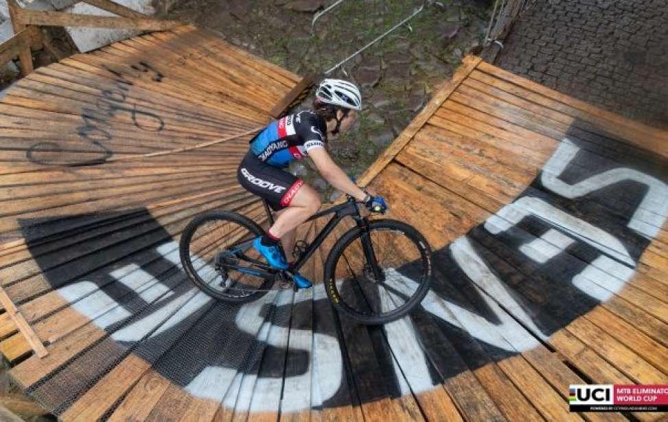 Bikers Rio Pardo | NOTÍCIAS | Brasileira Marcela Lima e holandês Jeroen Can ECK são campeões da Copa da Mundo de Eliminator