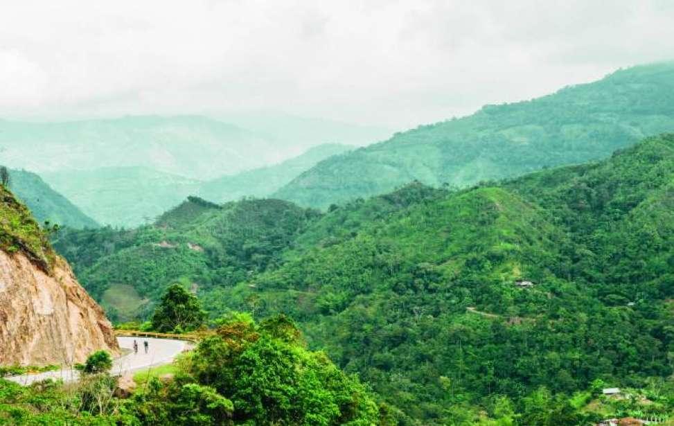 Bikers Rio pardo | Roteiro | As cinco melhores subidas para pedalar na Comlômbia