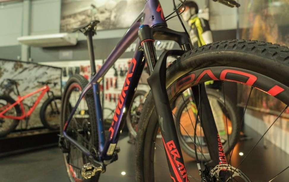 Bikers Rio pardo | Notícia | 2 | Você conhece a bike mais leve da da Specialized?