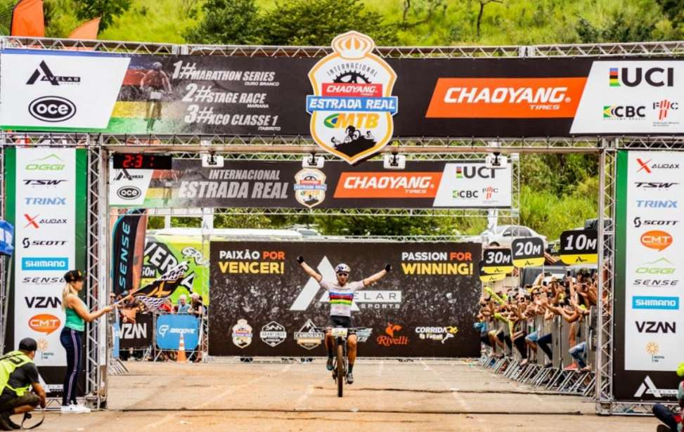 Bikers Rio pardo | Notícias | Maratona Internacional Estrada Real 2019 #1 - Ouro Branco - Avanicini é campeão