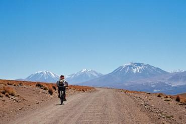 Bikers Rio pardo | Roteiro | Deserto do Atacama