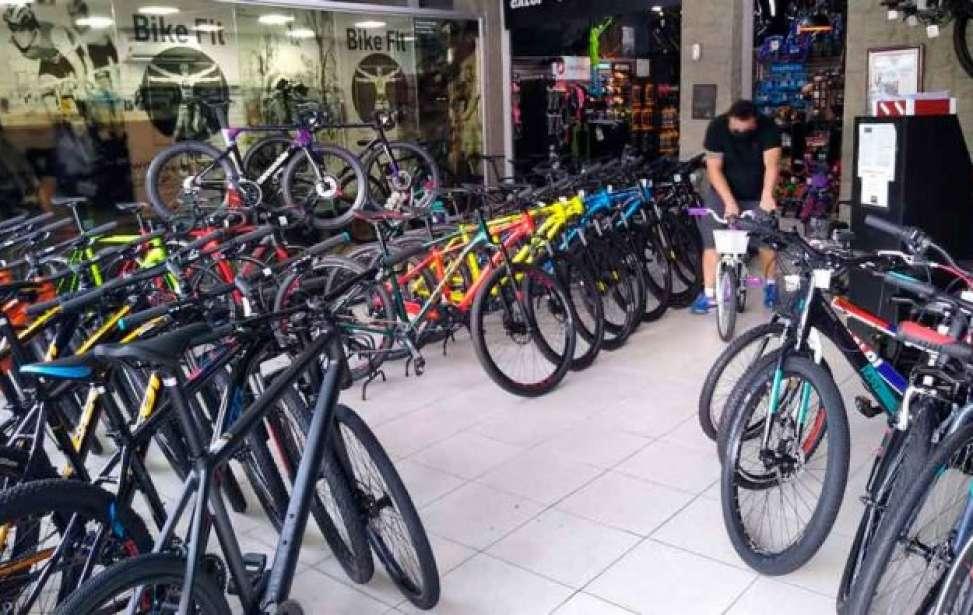 Bikers Rio pardo | Notícias | Vendas de bicicletas cresce 118% em julho no Brasil
