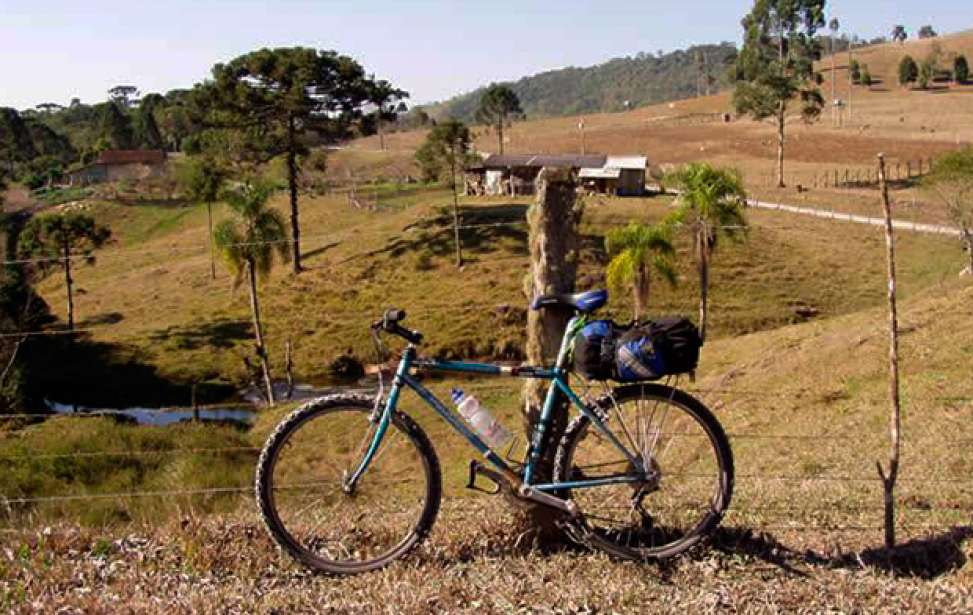 Bikers Rio pardo | Notícia | 2 | 8 roteiros incríveis para sair pedalando Brasil a fora