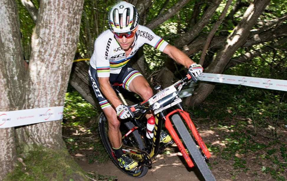 Bikers Rio pardo   Notícias   Copa do Mundo: Schurter vence 5ª etapa seguida e é o campeão antecipado