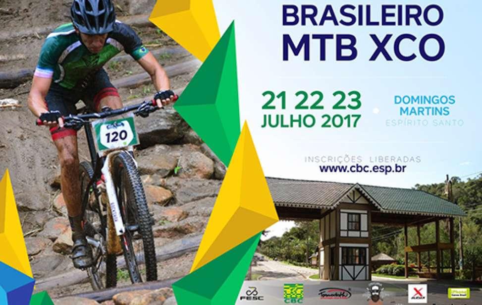 Bikers Rio Pardo | Notícia | Espírito Santos sedia o Campeonato Brasileiro de Mountain Bike XCO 2017