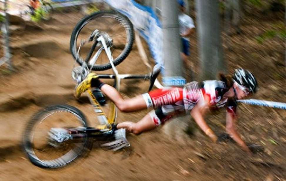Bikers Rio pardo | Dica | Caiu? Cuidado, sua bike pode estar quebrada.