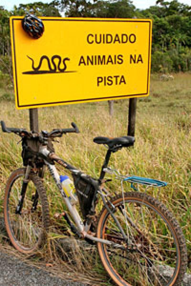 Bikers Rio pardo | Roteiro | Imagens | Chapada dos Veadeiros