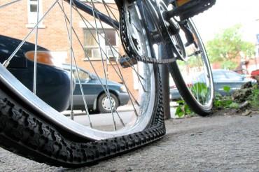 Bikers Rio pardo | Artigo | Como não ter um pneu da bike furado?