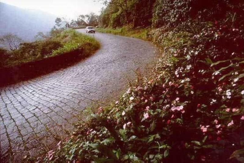 Bikers Rio pardo | Roteiro | Imagens | Estrada da Graciosa - PR