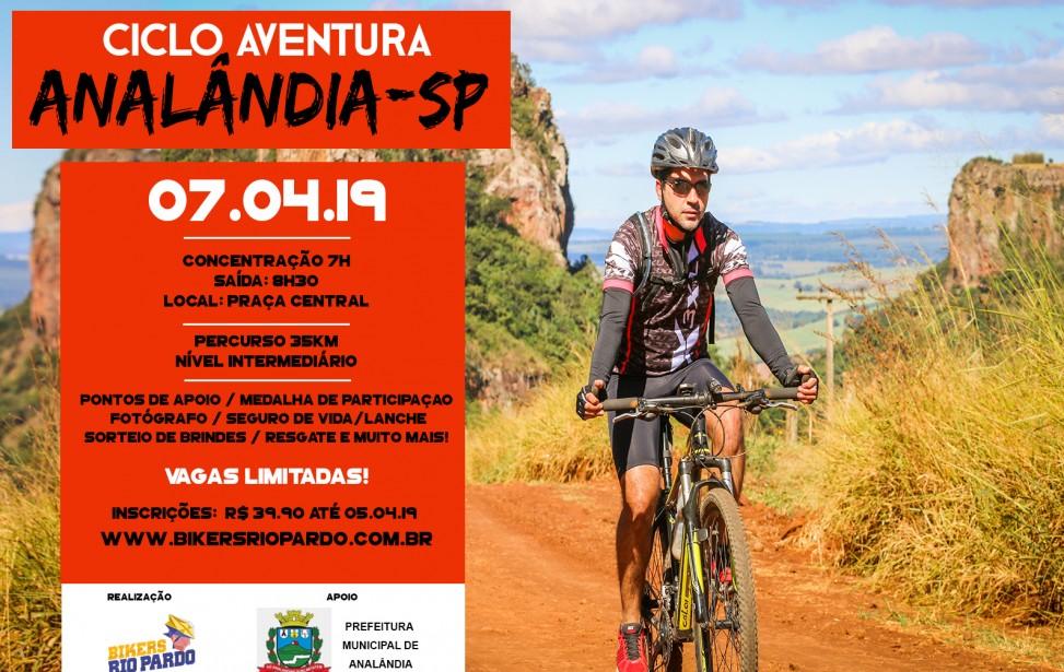 Bikers Rio Pardo | CICLO AVENTURA - ANALÂNDIA-SP