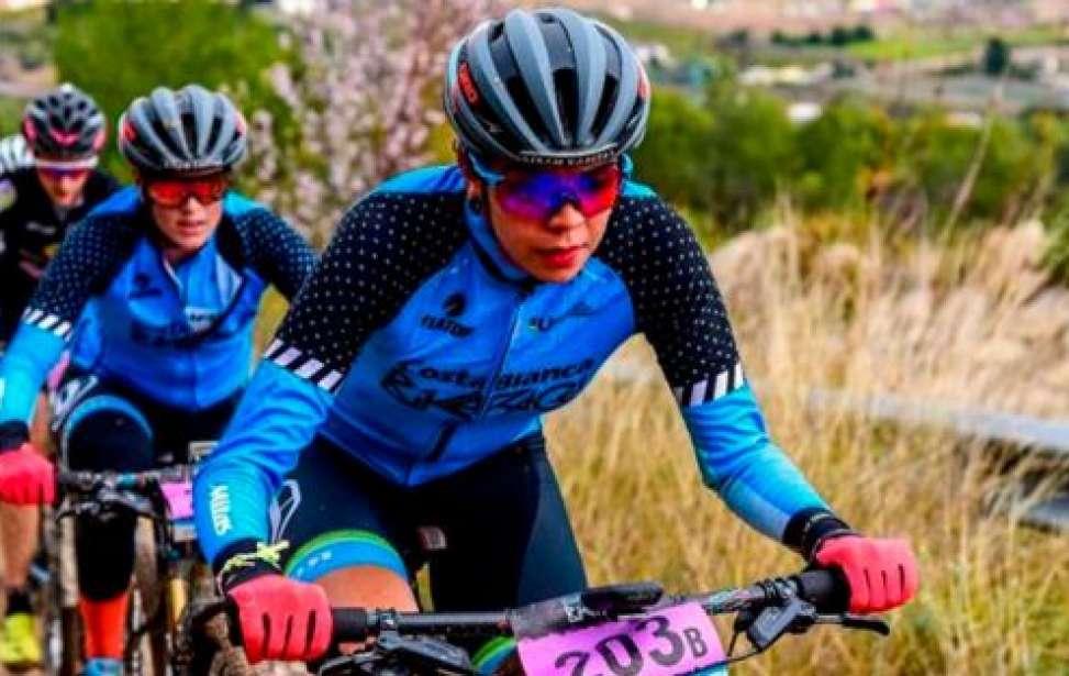 Bikers Rio Pardo | Notícia | Raiza Goulão é campeã do Costa Blanca Bike Race na Espanha