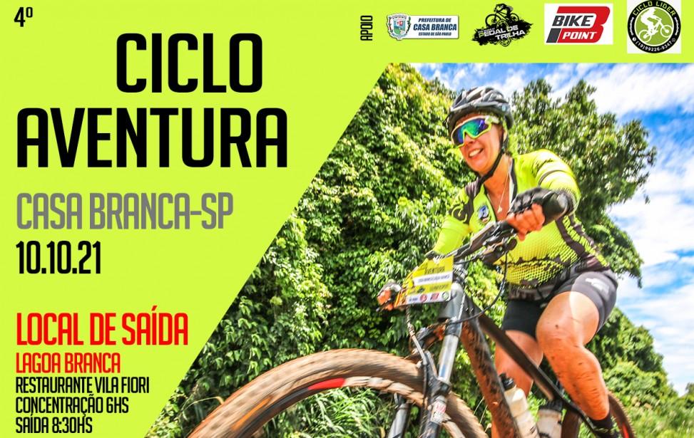 Bikers Rio Pardo | 4º CICLO AVENTURA - CASA BRANCA-SP