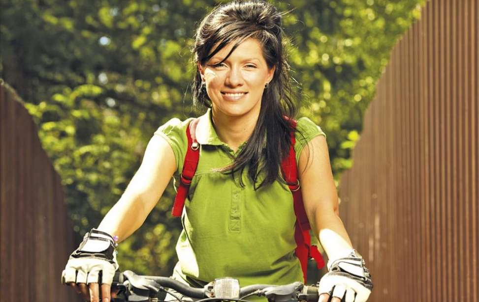 Bikers Rio pardo | Notícia | Namore uma mulher que pedala