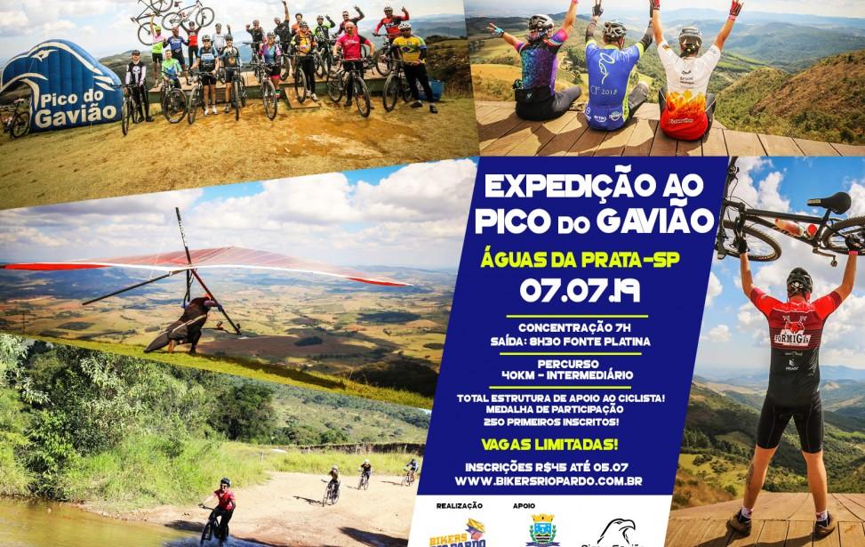 Bikers Rio pardo | Ciclo Aventura | EXPEDIÇÃO AO PICO DO GAVIÃO