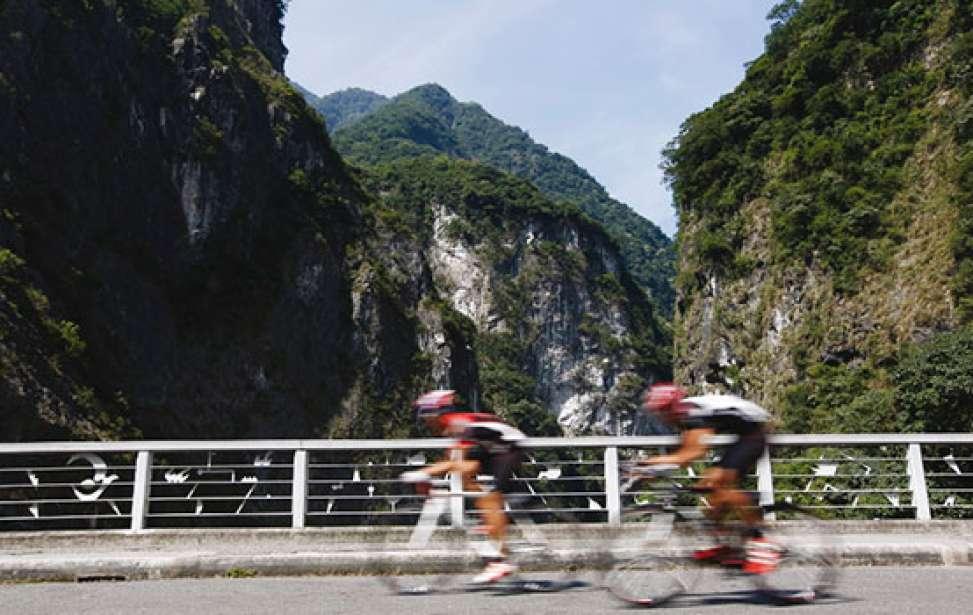 Bikers Rio pardo | Notícia | 2 | A etapa do Tour de França das montanhas de Taiwan