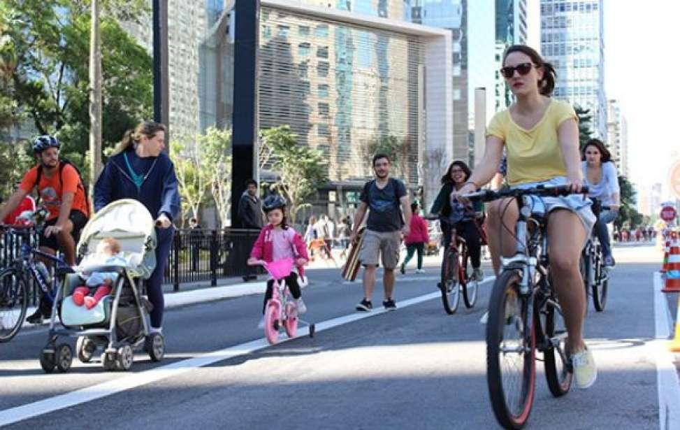 Bikers Rio Pardo | Artigo | Pesquisa mostra que mulheres têm medo de andar de bicicleta em SP