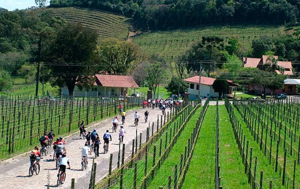 Bikers Rio pardo   Notícia   3   8 roteiros incríveis para sair pedalando Brasil a fora