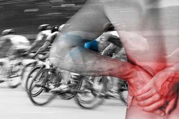 Bikers Rio pardo | Artigo | Tenho hérnia de disco, posso pedalar?