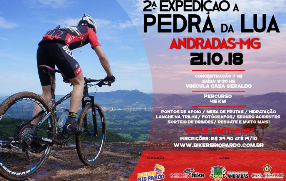 Bikers Rio pardo   Ciclo Aventura   2ª EXPEDIÇÃO A PEDRA DA LUA