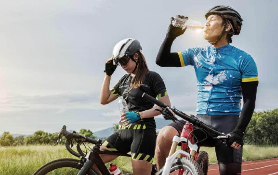 Bikers Rio pardo   Dica   Quanta água é preciso tomar durante o pedal?