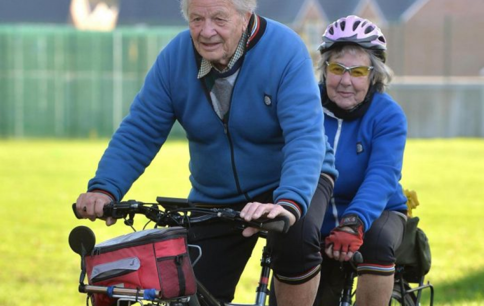 Bikers Rio Pardo | SUA HISTÓRIA | Conheça o casal que pedala junto há 69 anos