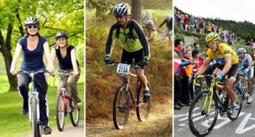 Bikers Rio pardo | Dicas | Quer começar a pedalar? Saiba qual modalidade escolher e qual bike comprar