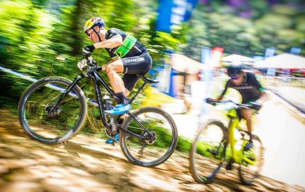 Bikers Rio pardo | Notícias | Copa Internacional de MTB: Avancini vence em casa
