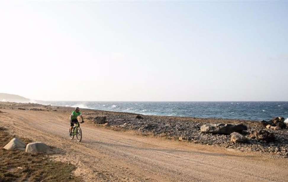 Bikers Rio pardo | Notícia | Aruba terá três novas rotas de mountain bike para visitantes