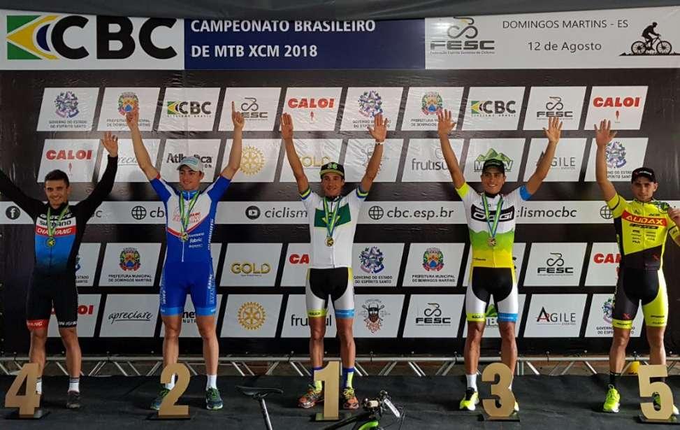 Bikers Rio Pardo | Notícia | Mario Veríssimo é campeão brasileiro de Maratona MTB em prova dominada por atletas Shimano