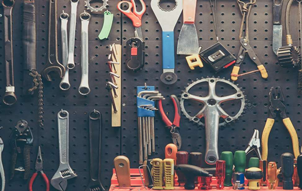 Bikers Rio Pardo | Dicas | Mecânica básica: que ferramentas de bicicleta eu preciso ter em casa?