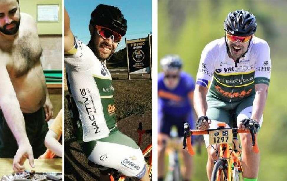 Bikers Rio Pardo | SUA HISTÓRIA | Do sedentarismo ao ciclismo