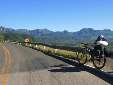Bikers Rio pardo   Roteiros   Uma cicloviagem pelos cânions do Sul do Brasil