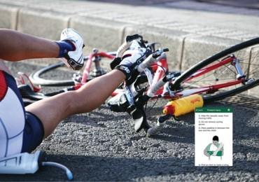 Bikers Rio pardo | Dicas | Primeiros socorros para ciclistas