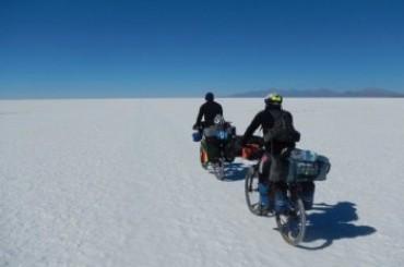 Bikers Rio pardo | Roteiros | Ciclistas de brasileiros cruzam a Bolívia em 18 dias