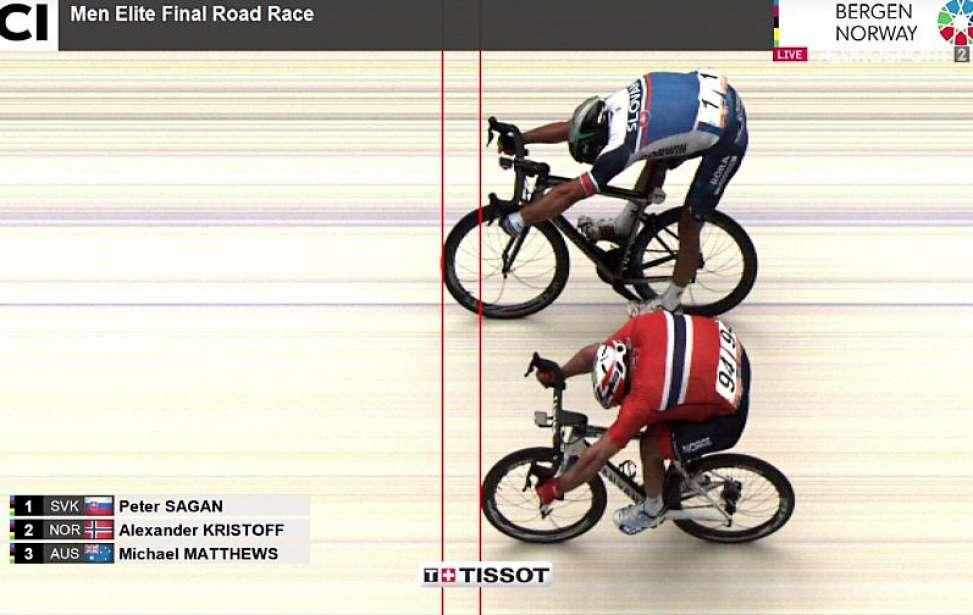 Bikers Rio Pardo | Notícia | Peter Sagan faz história com terceiro título mundial consecutivo no ciclismo de estrada