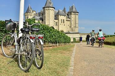 Bikers Rio pardo | Roteiro | Vale do Loire (França)