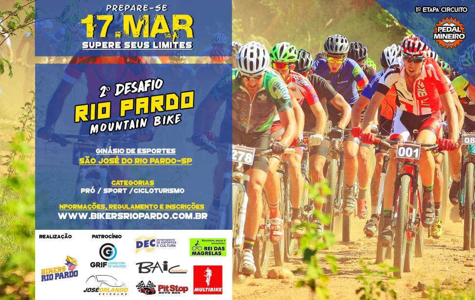 Bikers Rio pardo   Eventos Competitivos   2º DESAFIO RIO PARDO DE MTB