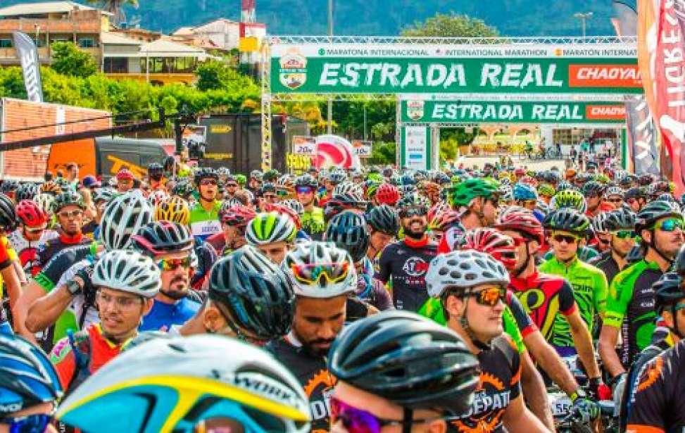 Bikers Rio Pardo | Notícia | Maratona Internacional Estrada Real faz história no MTB brasileiro