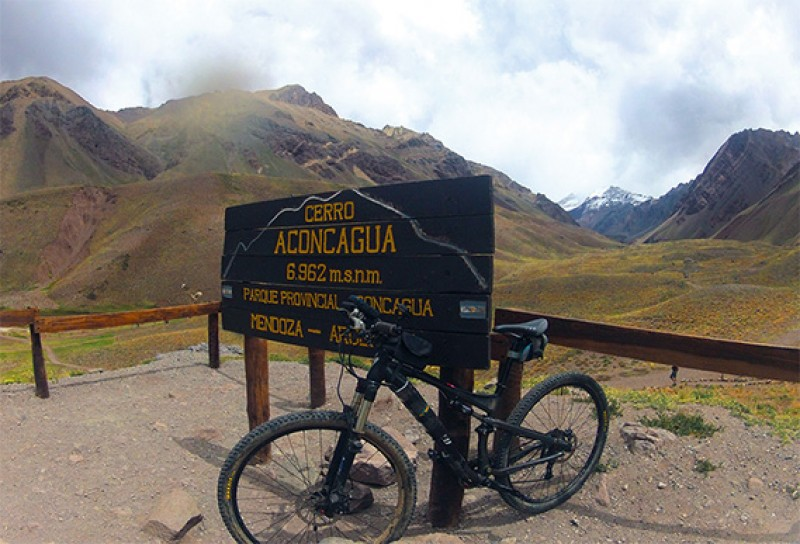 Bikers Rio pardo   Roteiro   Imagens   Travessia dos Andes