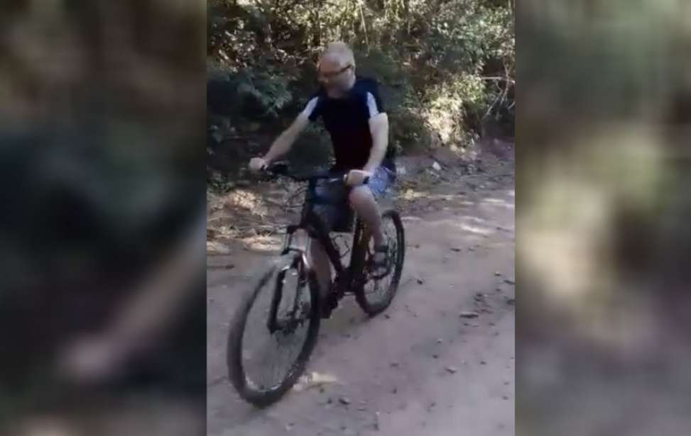 Bikers Rio Pardo | SUA HISTÓRIA | Guillain-Barré: biólogo que acordou 'tetraplégico' volta a andar de bicicleta: 'Sensação de liberdade'